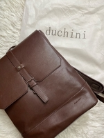 Used Duchini Japanese leather backpack in Dubai, UAE