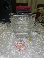 Used Set of 4 crystal bowls in Dubai, UAE