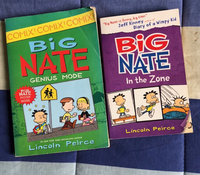 Used  Big Nate Books in Dubai, UAE