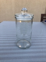Used Classic glass bell jar with lid  in Dubai, UAE