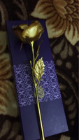 Used 24k gold plated flower in Dubai, UAE