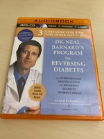 Used Reversing Diabetes Audiobook in Dubai, UAE