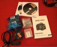 Used Canon EOS 1200D in Dubai, UAE
