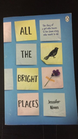 Used All the bright places by Jennifer Niven in Dubai, UAE