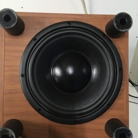 Used Wharfedale sub-woofer power Cube 10+ in Dubai, UAE