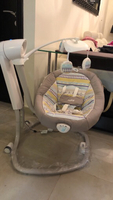 Used Baby Swing JOIE like new in Dubai, UAE