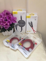 Used 4x Data Cables Assorted NEW in Dubai, UAE