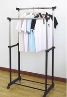 Used Cloth stand double rack in Dubai, UAE
