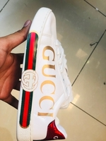 Used GUCCI LADIES SHOES 36 to 40 size  in Dubai, UAE