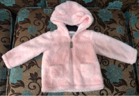 Used carter's pink jacket in Dubai, UAE