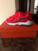 Used Nike Air used one time only in Dubai, UAE