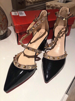 Used NEW FASHION PUMPS thick heels UK 5 EU37 in Dubai, UAE
