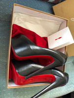 Used Christian louboutin daffodile pumps 39.5 in Dubai, UAE