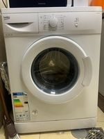 Used Beko washermachine, 6k load, 800 PRM,  in Dubai, UAE