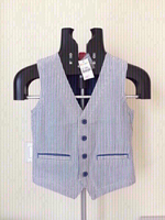 Used new boys bossini vest in Dubai, UAE