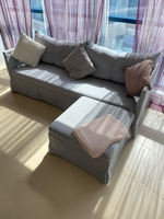 Used 3-seat Sofa-bed in Dubai, UAE