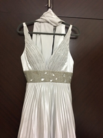 Used Star evening long dress made in Paris in Dubai, UAE
