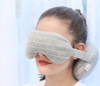 Used Dual Use/ Eye Mask & Neck Pillow  in Dubai, UAE