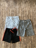 Used 3 shorts for a boy 6/7 years old in Dubai, UAE