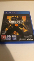 Used Call of duty black ops 4 for PS4 in Dubai, UAE