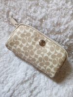 Used Original Coach Makeup Pouch in Dubai, UAE