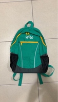 Used Wilo green backpack. in Dubai, UAE