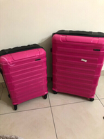 Used Unite Star Trolly suitcases check pics‼️ in Dubai, UAE
