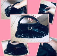 Used Gucci Black patent Bag  in Dubai, UAE