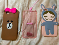 Used Cute iphone 6 covers NEW in Dubai, UAE