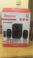 Used Home theater speaker with remote  in Dubai, UAE