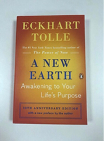 Used Book: A New Earth in Dubai, UAE