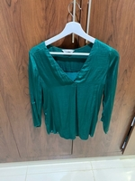 Used Stradivarious, green shirt  in Dubai, UAE