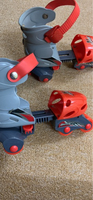 Used Skates for boys adjustable with age in Dubai, UAE