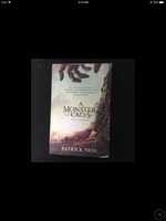 Used Wonder, a monster calls reading books in Dubai, UAE