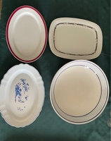 Used 4 Large Serving Dishes in Dubai, UAE