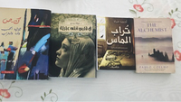 Used  Arabic novels and the Alchemist  in Dubai, UAE