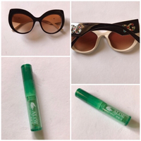Used Sunglasses 🕶 & lip balms (new) in Dubai, UAE