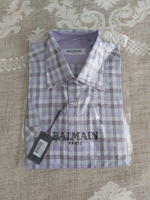 Used balmain short sleeve shirt in Dubai, UAE