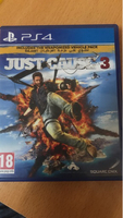 Used JUST CAUSE 3 PS4 in Dubai, UAE