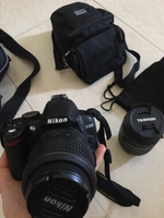 Used Nikon D3000 in Dubai, UAE
