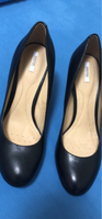 Used Geox shoes.  High heels. Worn once.  in Dubai, UAE