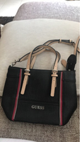 Used Guess crossbody black bag in Dubai, UAE