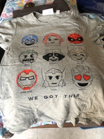 Used Teeshirts excellent condition. marvel  in Dubai, UAE