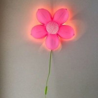 Used 1 IKEA Flower Lamp in good condition in Dubai, UAE