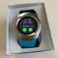 Blue Y1 smart watch (new)