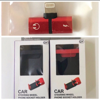 Used Bundle of car phone holder + Splitter  in Dubai, UAE