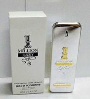 Used Paco Rabanne 1 million Lucky,EDT,100 ml in Dubai, UAE