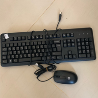 Used HP keyboard and mouse  in Dubai, UAE