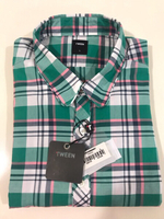 Used NEW TWEEN Shirt Size L Color Green in Dubai, UAE