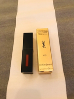 Used YSL creamy lipstick, shade 413 brand new in Dubai, UAE